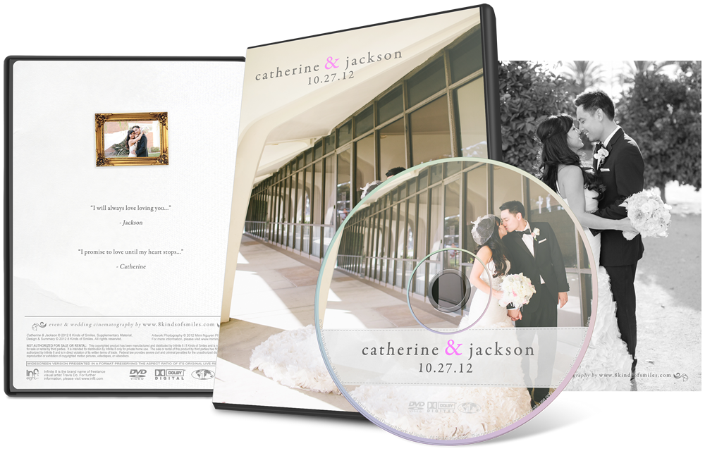 Catherine & Jackson :: 8 Kinds of Smiles