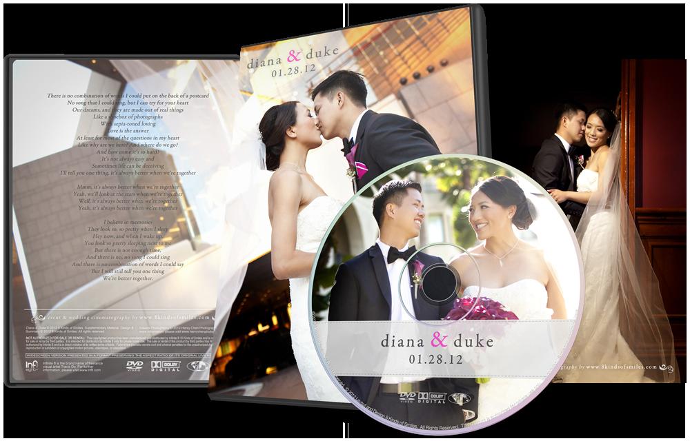 Diana & Duke :: 8 Kinds of Smiles