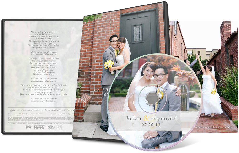 Helen & Raymond :: 8 Kinds of Smiles
