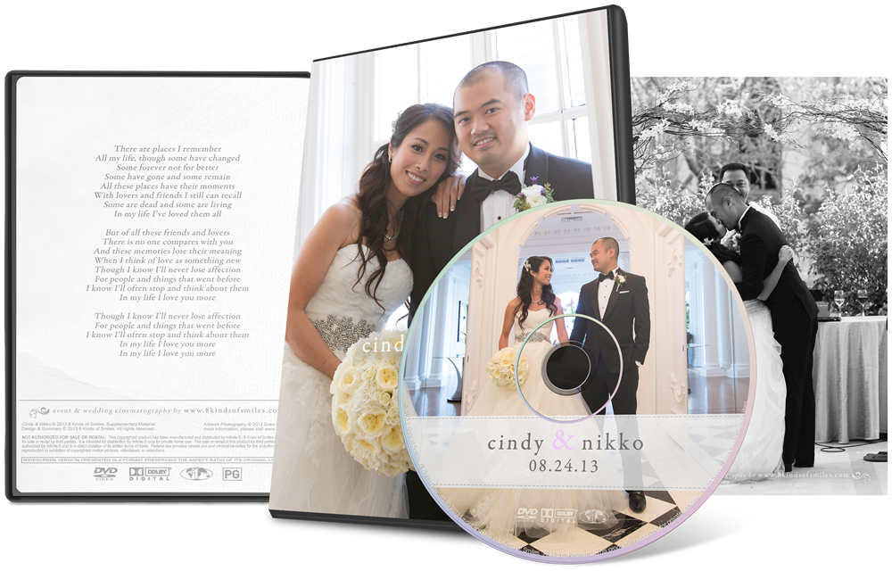 Cindy & Nikko :: 8 Kinds of Smiles