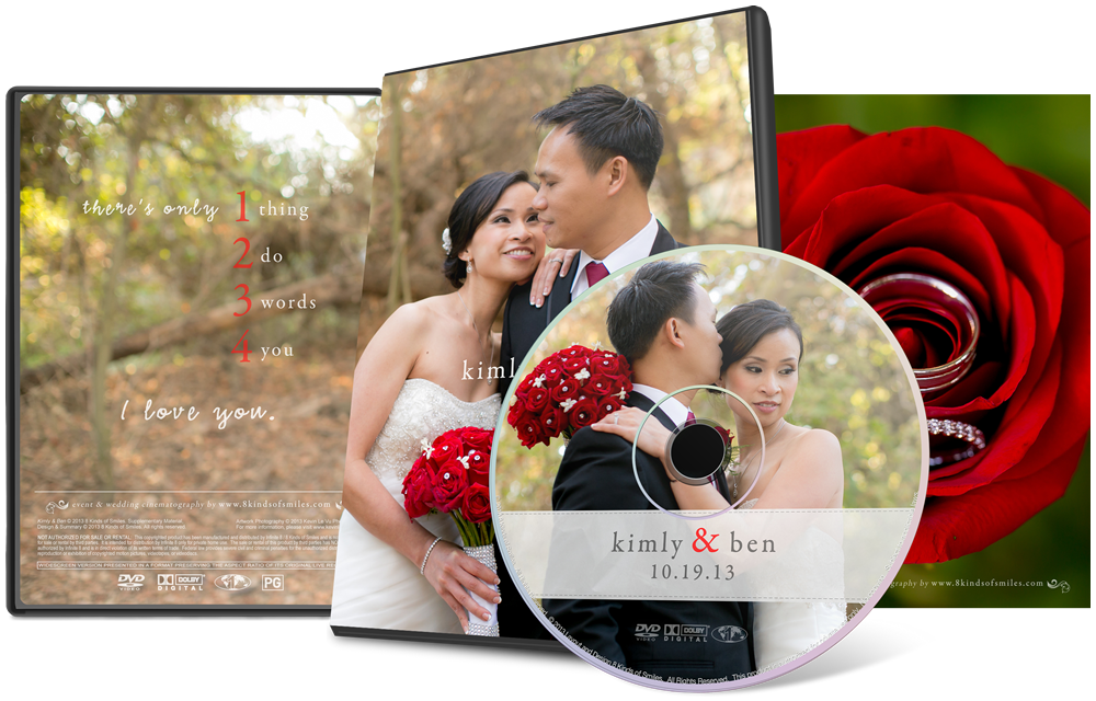Kimly & Ben :: 8 Kinds of Smiles