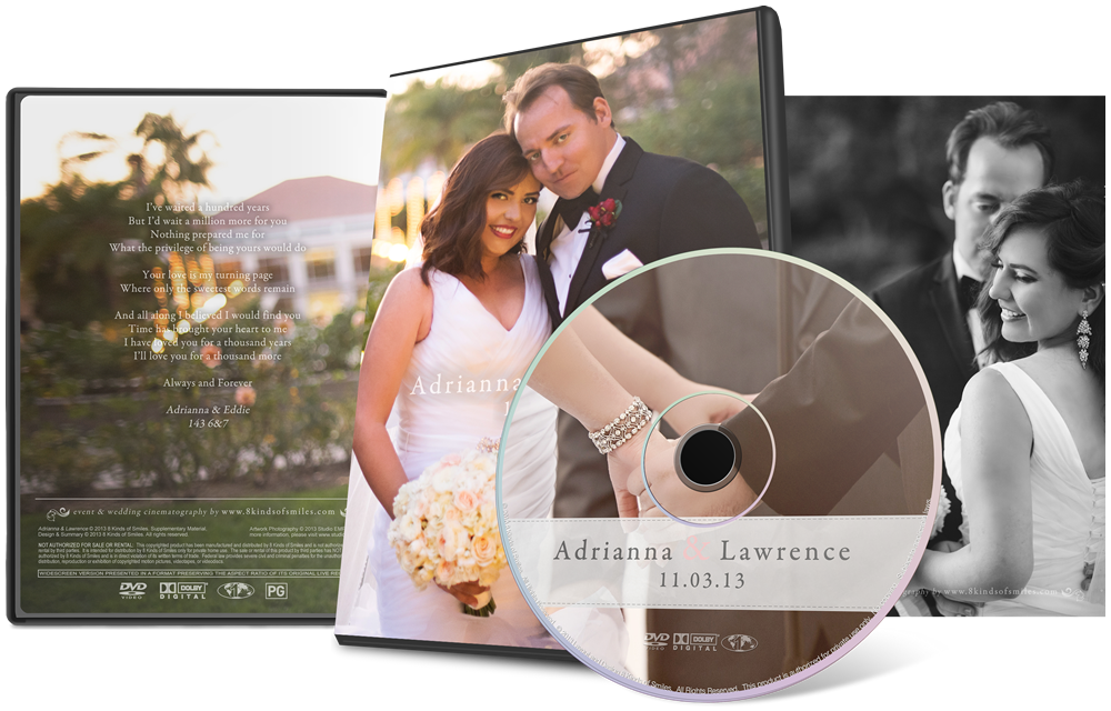 Adrianna & Lawrence :: 8 Kinds of Smiles