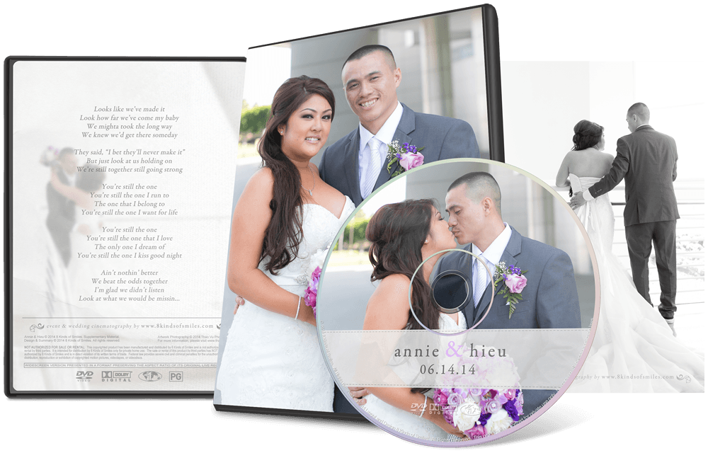 Annie & Hieu :: 8 KInds of Smiles