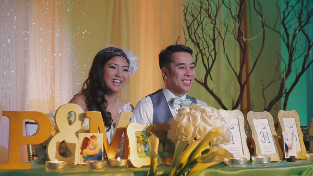 Mary & Peter :: 8 Kinds of Smiles