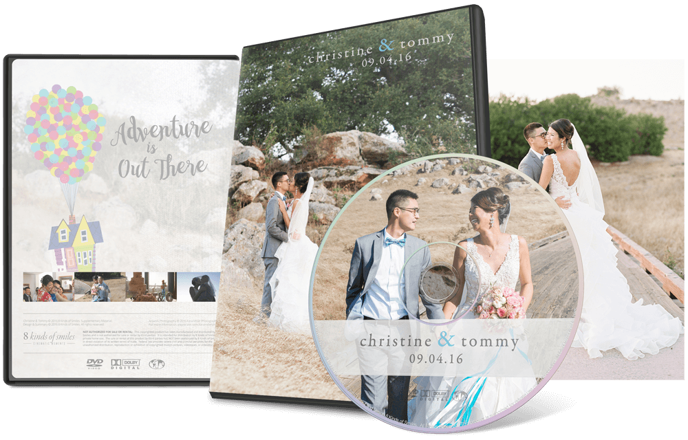 Christine & Tommy | 8 Kinds of Smiles