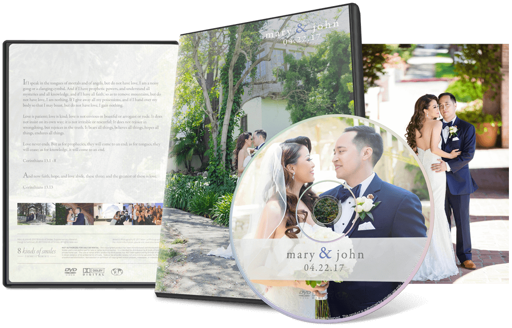 Mary & John | 8 Kinds of Smiles
