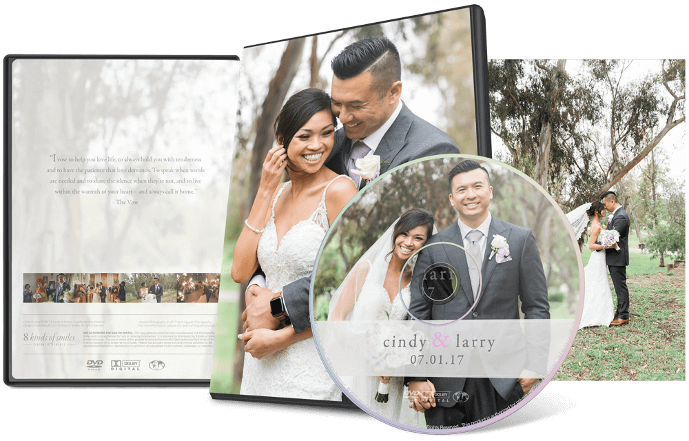 Cindy & Larry | 8 Kinds of Smiles