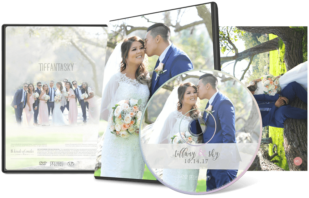 Tiffany & Sky | Wedding Highlights