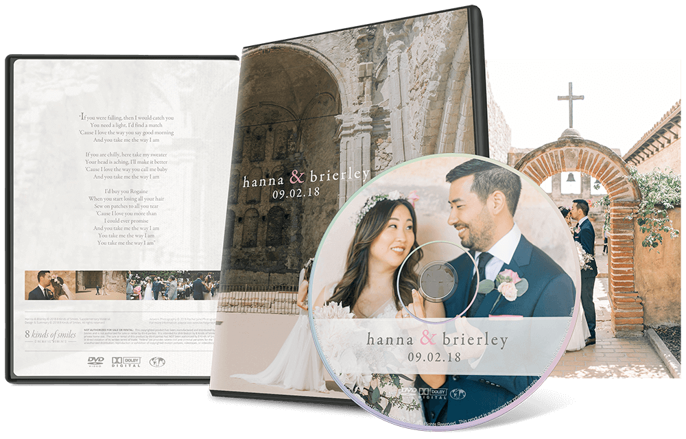 Hanna & Brierley | 8 Kinds of Smiles
