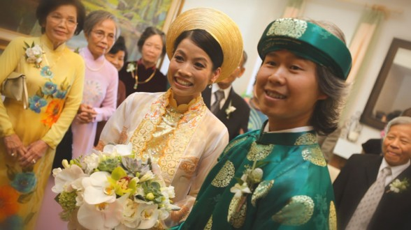 Thao and Long :: 8 Kinds of Smiles