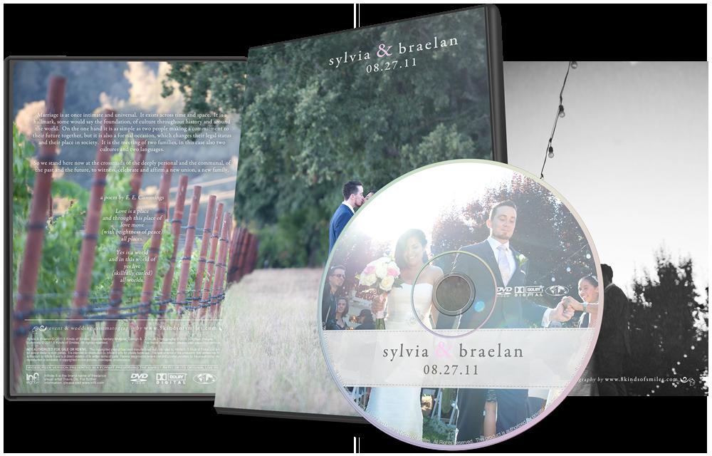 Sylvia & Braelan :: 8 Kinds of Smiles