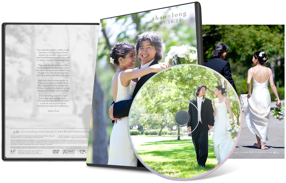 Thao & Long :: 8 Kinds of Smiles
