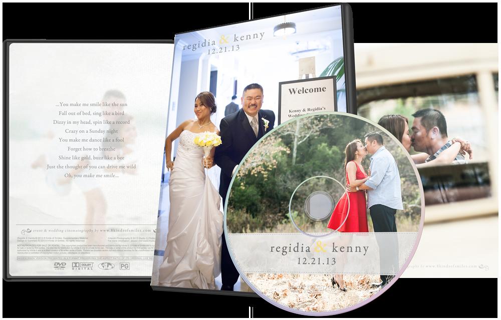 Regidia & Kenny :: 8 Kinds of Smiles