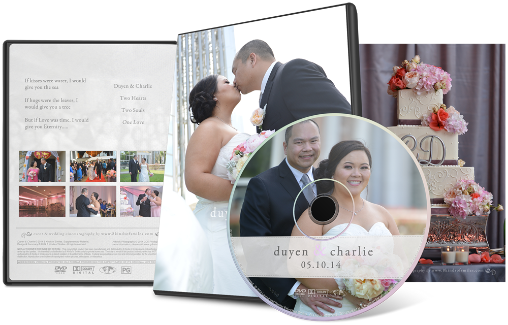 Duyen & Charlie :: 8 Kinds of Smiles
