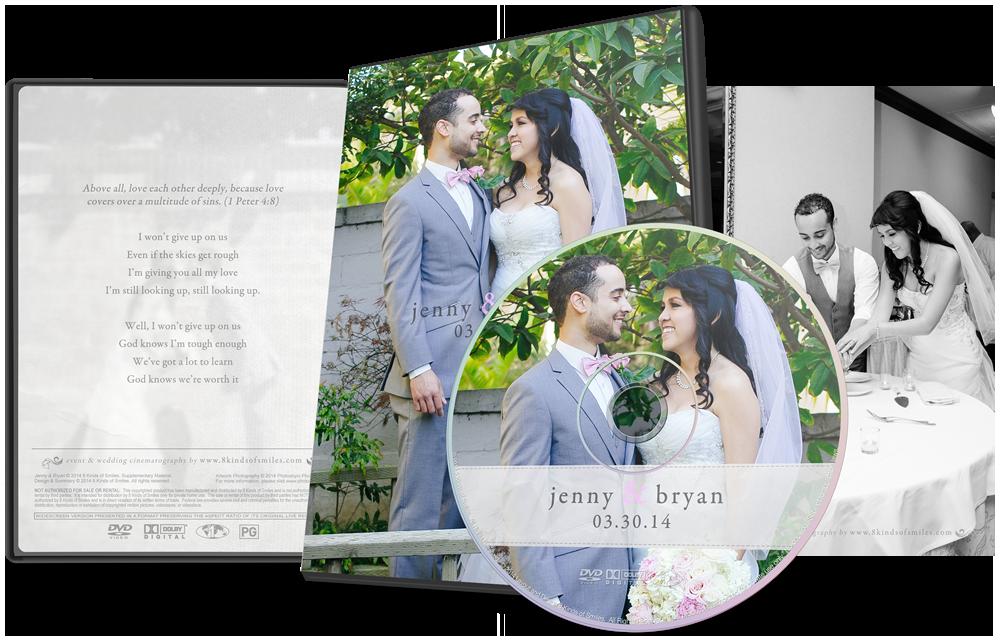 Jenny & Bryan :: 8 Kinds of Smiles