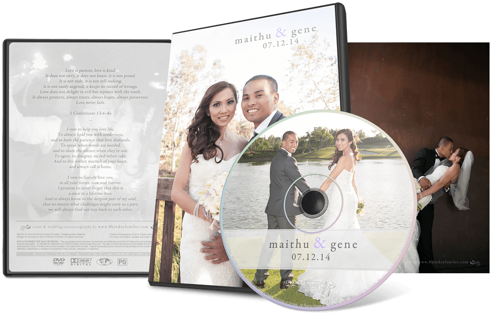 MaiThu & Gene :: 8 Kinds of Smiles