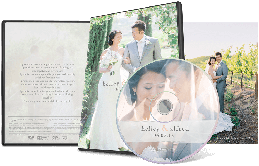 Kelley & Alfred :: 8 Kinds of Smiles