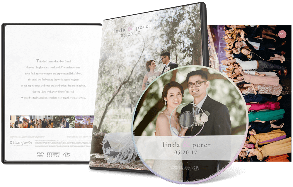 Linda & Peter | 8 Kinds of Smiles