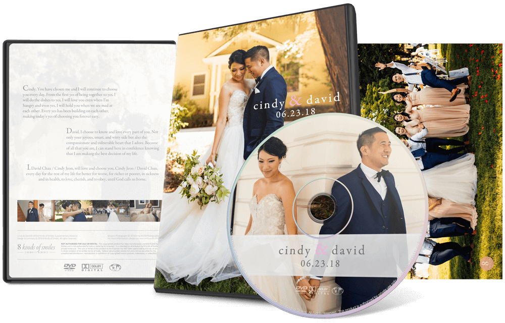 Cindy & David | 8 Kinds of Smiles